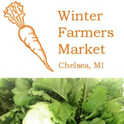 Winter Farmers Market @ Washington Street Education Center (WSEC) | Chelsea | Michigan | United States